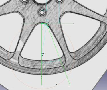 CATIA デザインスケッチをトレースしたい?裏技公開