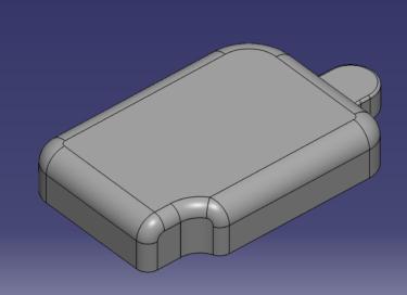 スケッチとソリッド形状の基本 その2