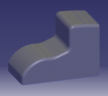 3Dプリンターの積層方向となめらかさの関係