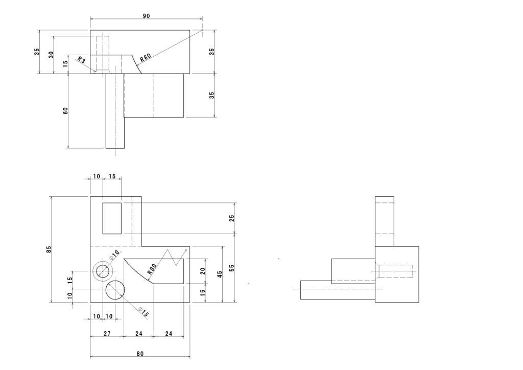 課題図面 Q3-1 01
