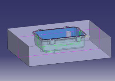 CATIA V5 金型 CAVCOA分割を簡単にする方法