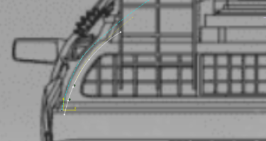 CATIA V5 DeLorean 3D-modeling Lesson 9