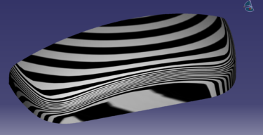CATIA V5 3Dスキャンデータからのサーフェースモデリングのコツ